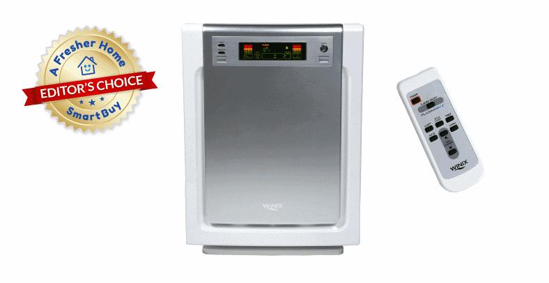 Winix WAC 9500 pet air purifier Editor's Choice image