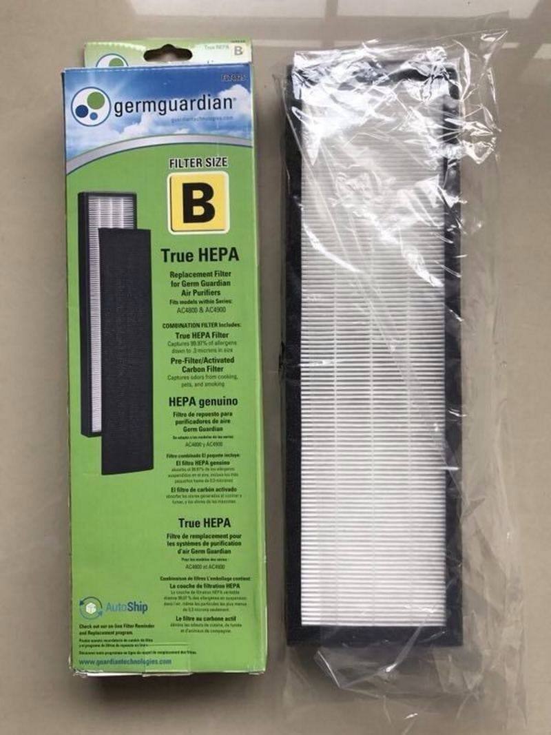 GermGuardian FLT4825 replacement filter