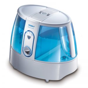 Vicks warm mist V90 humidifier example