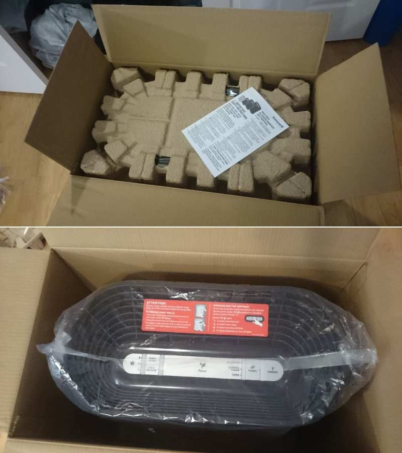Honeywell HPA300 in box