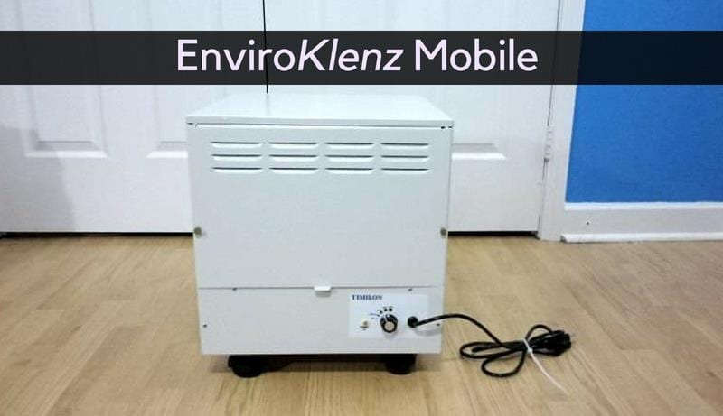 EnviroKlenz Mobile air purifier review featured image