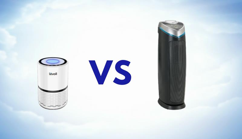 Levoit LV-H132 Vs Germguardian AC4825 featured image