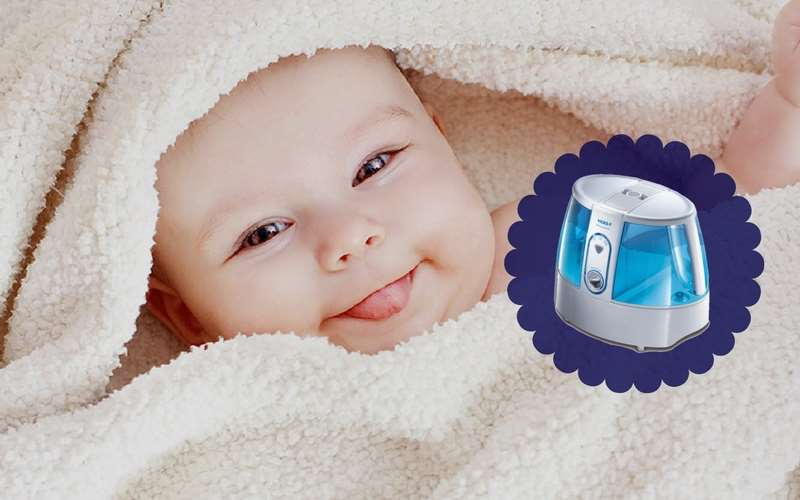 What do humidifiers do for babies featured image