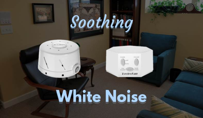 Best white noise machine for therapy offices featured image