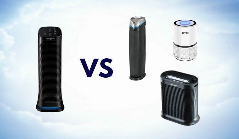 Honeywell AirGenius 5 vs true HEPA featured image