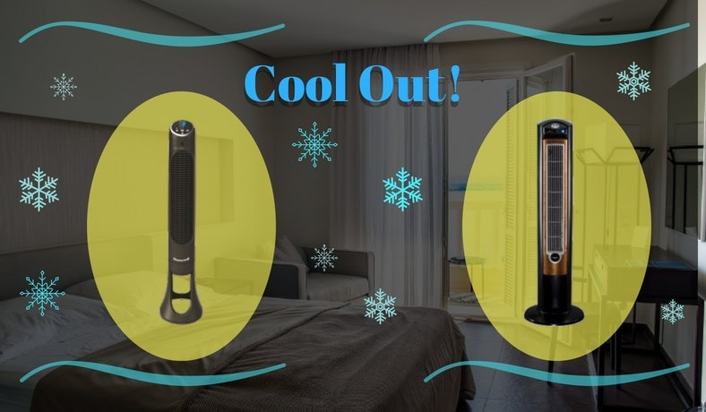 Best tower fans for cooling a room featured image