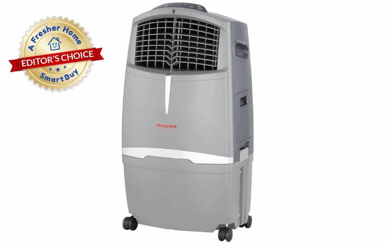 Honeywell CO30XE fan humidifier cooler combo