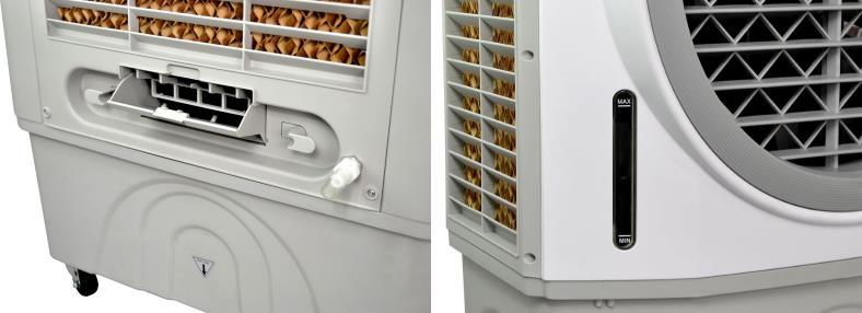 Luma Comfort EC220W fan humidifier combo features images