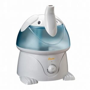 Crane elephant cool mist humidifier