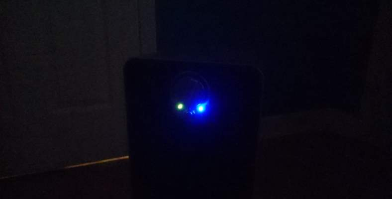 GermGuardian AC4900CA in dark room image