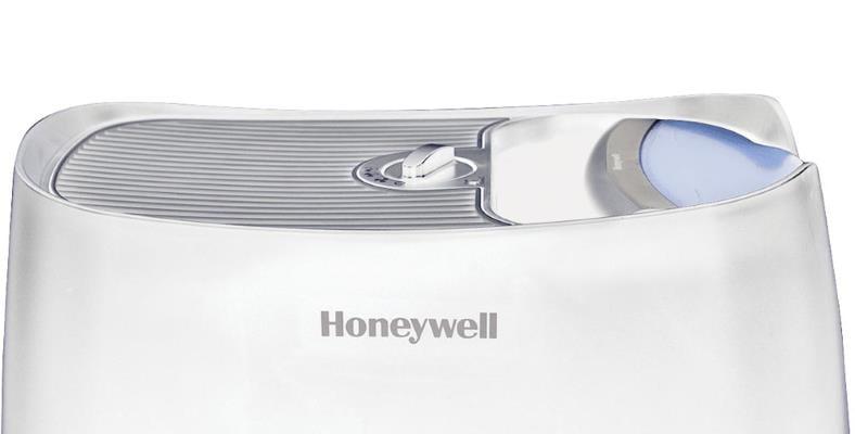 Honeywell HCM-350 side top panel image