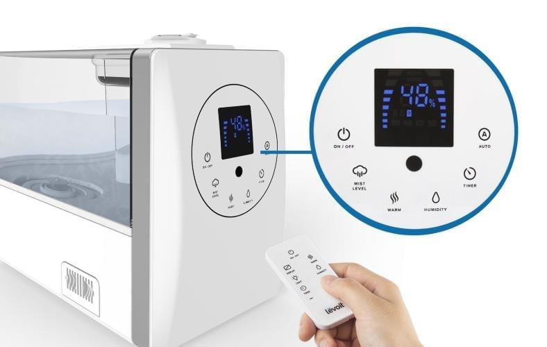Levoit LV600HH humidifier features image 1