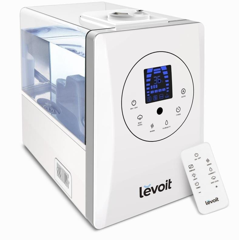 Levoit LV600HH humidifier front featured image