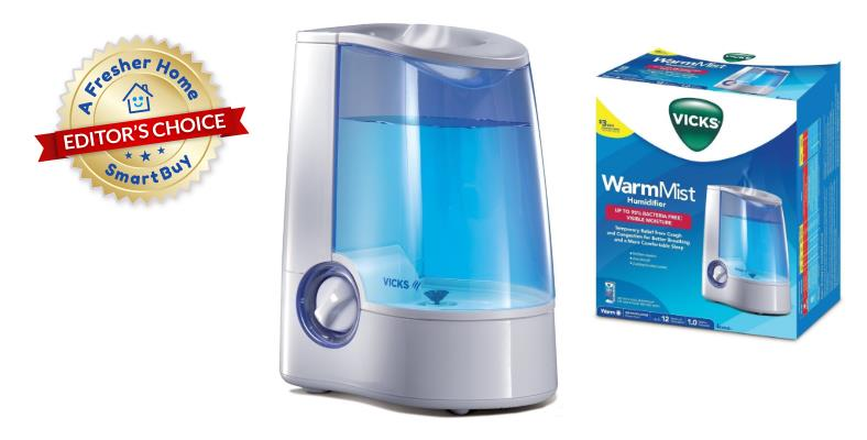 Vicks V745A humidifier Editors Choice image