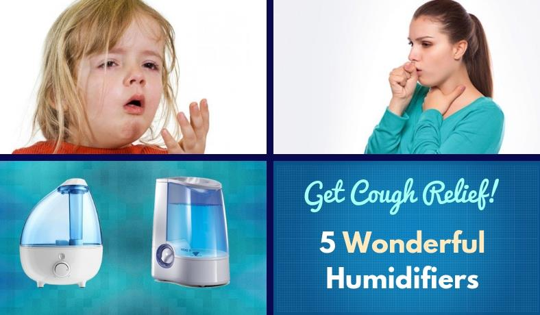 Best humidifiers for cough relief featured image