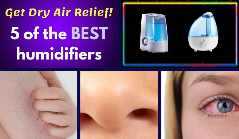 Best humidifiers for dry skin nose and eyes featured image