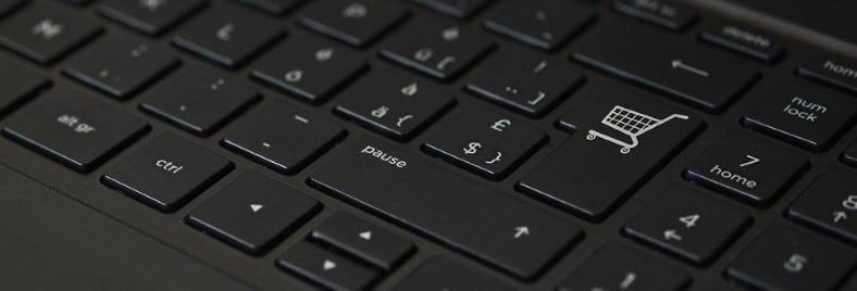 Ecommerce computer image