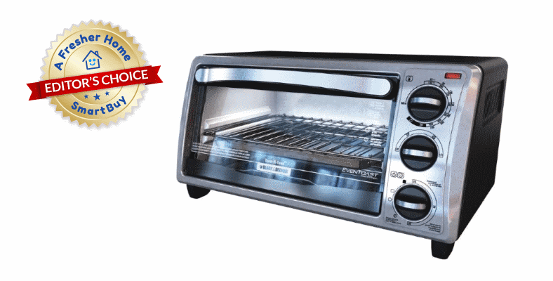 Black and Decker 4-slice toaster Editor's Choice image