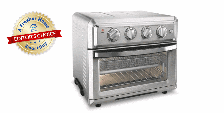 Cuisinart TOA-60 review Editor's Choice recommended product image