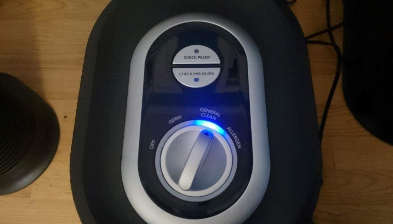 Image of Honeywell HPA060 controls