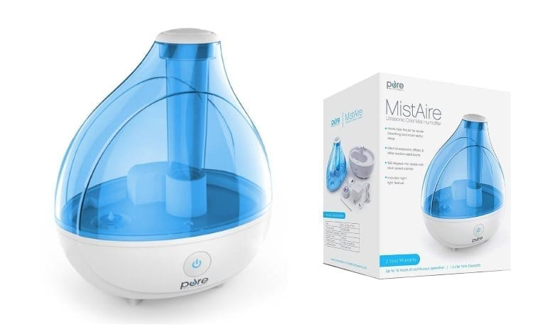 Pure Enrichment MistAire cool mist humidifier featured image