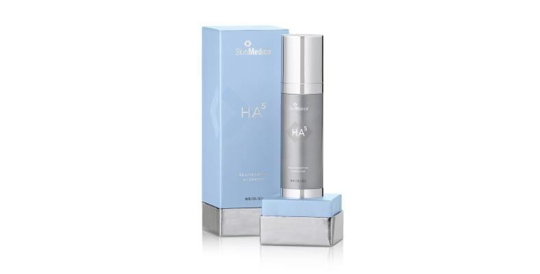 Image of Skinmedica HA5 product with package opened