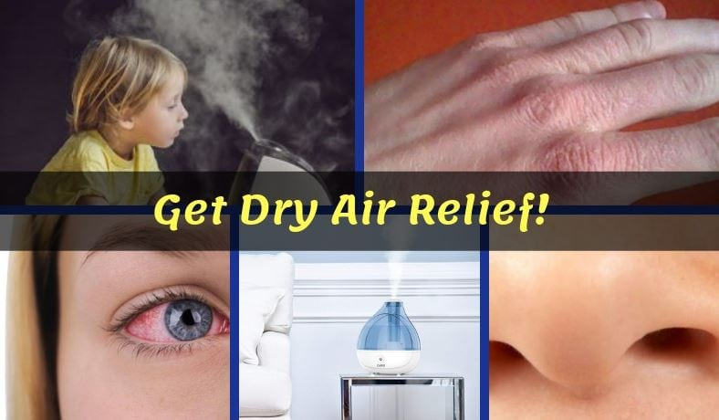 Best filterless cool mist humidifiers featured image