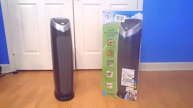 GermGuardian AC5250PT pet air purifier hands-on review featured image