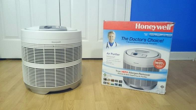 Honeywell 50250-S air purifier review featured image
