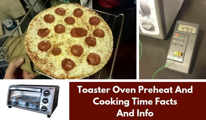 How long does a toaster oven take to preheat featured image