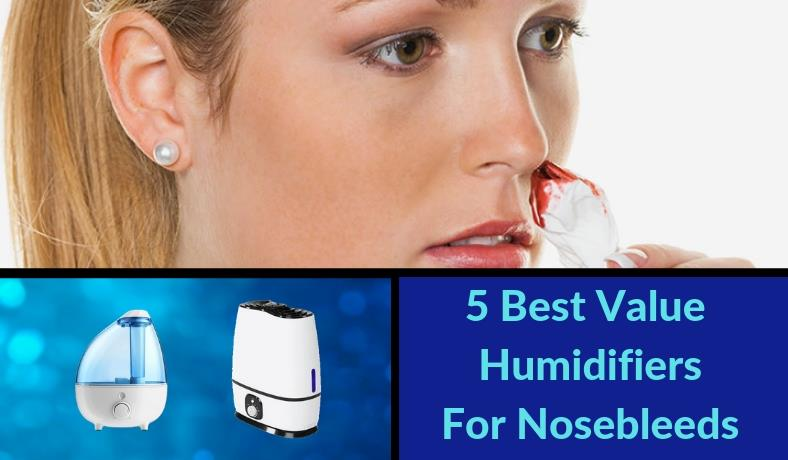 Best humidifiers for nosebleeds featured image