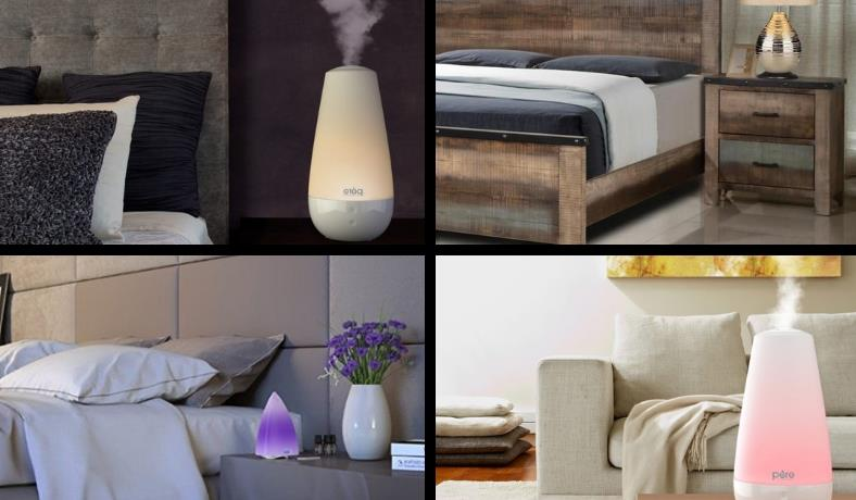 Best place to put an essential oil diffuser featured image