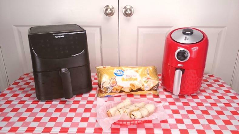 Featured image for how to cook frozen burritos in an airy fryer guide