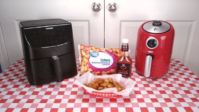 Featured for how to cook taters tots in an air fryer