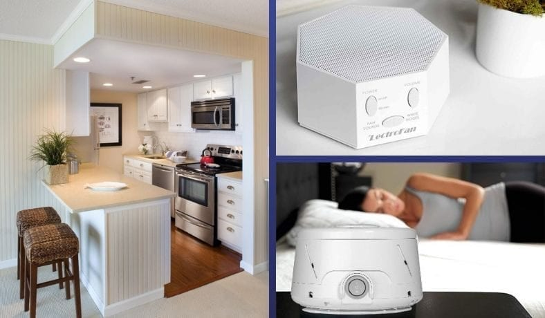 Best white noise machine for apartments featured image