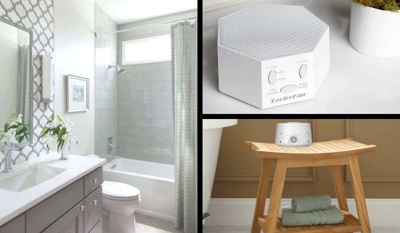 Best white noise machines for bathroom privacy featured image