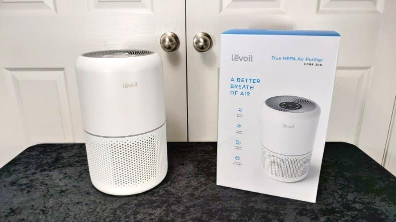 Levoit Core 300 air purifier review featured image