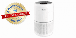 Levoit Core 300 review editors choice badge product image