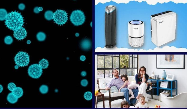 Best air purifiers for germs featured image