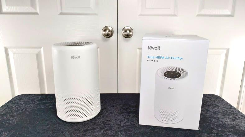 Levoit Vista 200 air purifier review featured image