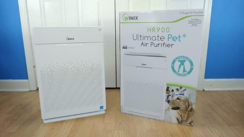 Winix HR900 air purifier review featured image