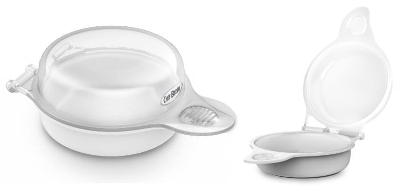 Chef Buddy microwave egg cooker product image
