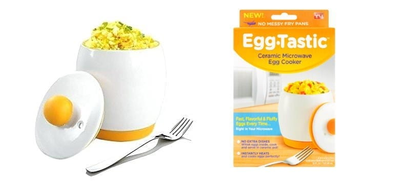 Egg-Tastic microwave egg cooker product image