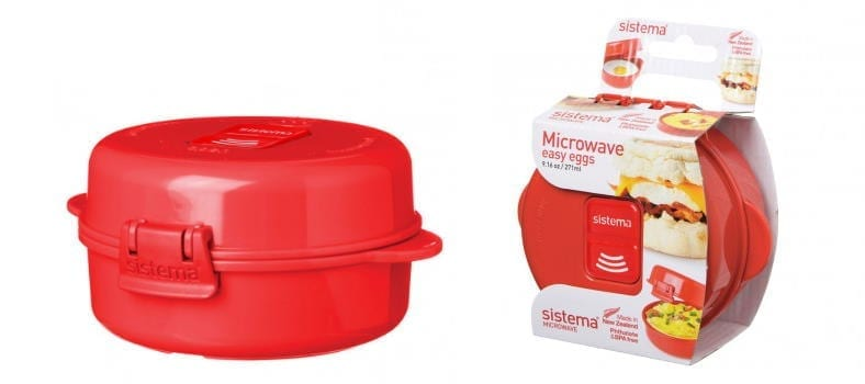 Sistema Microwave Easy Eggs product image 1