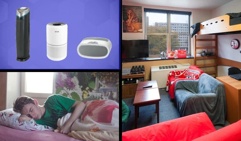 Best air purifiers for college dorms featured image