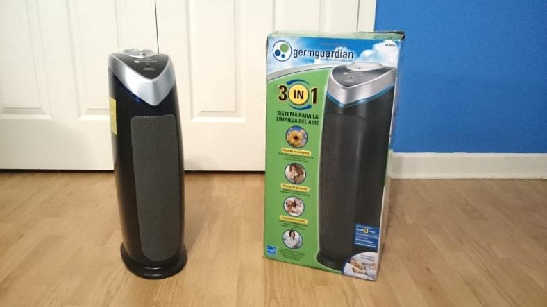 GermGuardian AC4825 review featured image