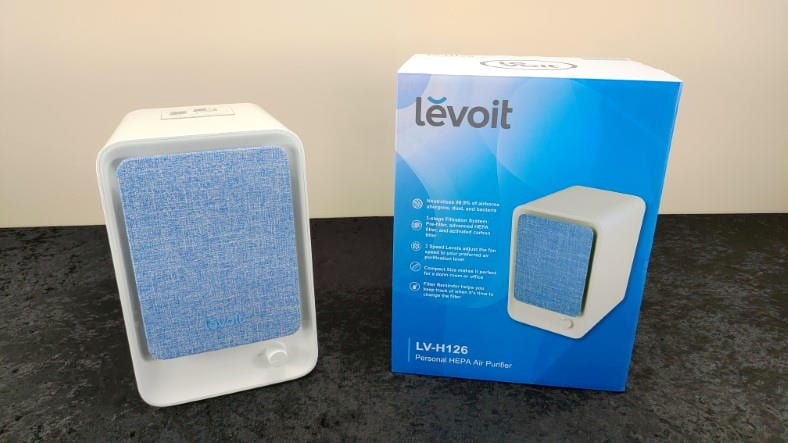 Levoit LV-H126 air purifier review featured image