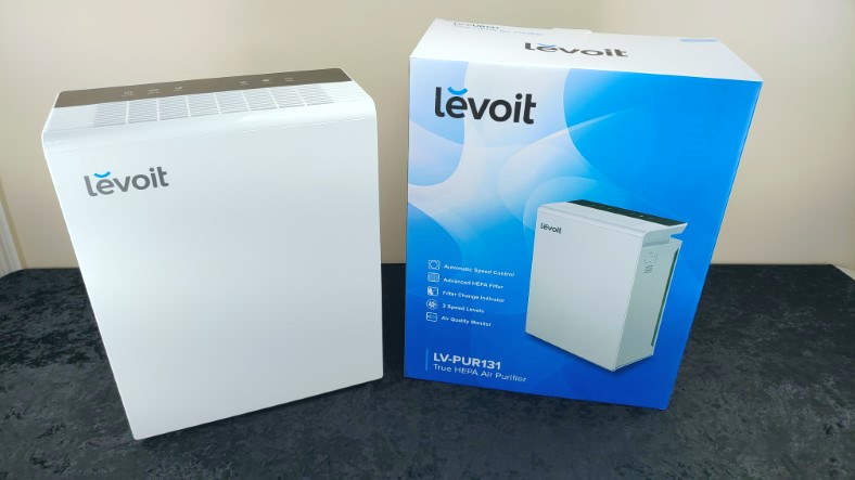 Levoit LV-PUR131 air purifier review featured image