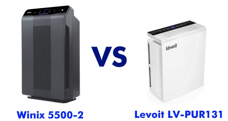 Winix 5500-2 vs Levoit LV-PUR131 comparison image