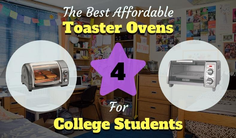 Best affordable toaster ovens for college students featured image